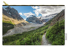 Sliver Of Light - Banff Carry-all Pouch