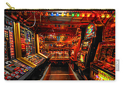 Slot Machines Carry-all Pouch