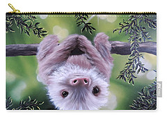 Sloth'n 'around Carry-all Pouch