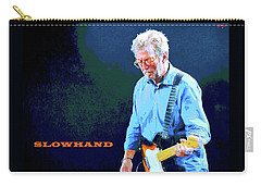 Slowhand Carry-all Pouch by Dan Haraga
