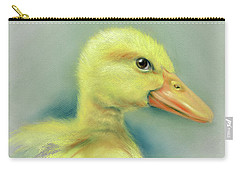 Sly Little Duckling Carry-all Pouch