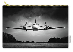 Small Airplane Low Flyby Carry-all Pouch