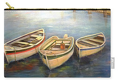Small Boats Carry-all Pouch
