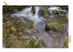 Small Waterfalls Along Wahkeena Creek Carry-all Pouch