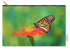 Carry-all Pouch featuring the photograph Small Wonders by Byron Varvarigos