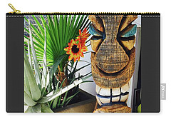 Smile For The Camera Carry-all Pouch by Beth Saffer