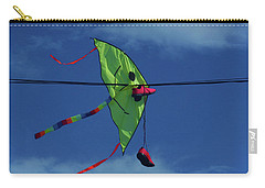 Carry-all Pouch featuring the photograph Smile by Mark Blauhoefer