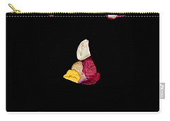 Smiley Rose Carry-all Pouch