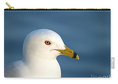 Smiling Seagull Carry-all Pouch