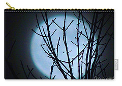 Smiling Super Moon Carry-all Pouch