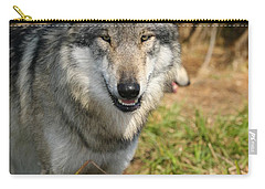 Smiling Wolf Carry-all Pouch