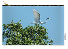 Carry-all Pouch featuring the photograph Smith Creek by Steven Richman