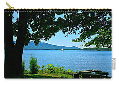 Smith Mountain Lake Sailor Carry-all Pouch by The American Shutterbug Society