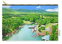 Smith Mountain Lake, Virginia. Carry-all Pouch