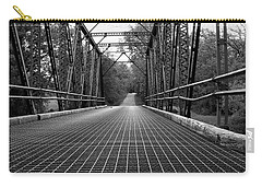 Smith Road Bridge  Carry-all Pouch