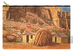 Smiths Cabin  Carry-all Pouch