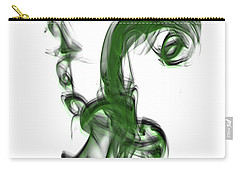 Smoke 01 - Green Carry-all Pouch