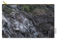 Smoke On Mount Vesuvius Carry-all Pouch