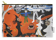 Smokey Halloween Carry-all Pouch