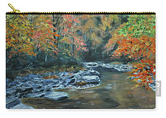 Smokey Mountain Autumn Carry-all Pouch