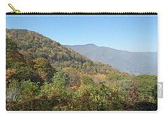 Smokies 11 Carry-all Pouch by Val Oconnor
