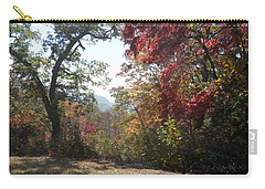 Smokies 12 Carry-all Pouch by Val Oconnor