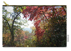 Smokies 13 Carry-all Pouch by Val Oconnor