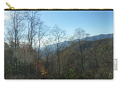 Smokies 15 Carry-all Pouch by Val Oconnor