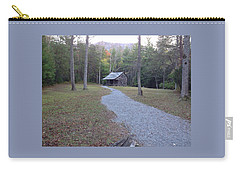 Smokies 3 Carry-all Pouch by Val Oconnor