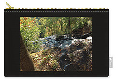 Smokies 4 Carry-all Pouch by Val Oconnor
