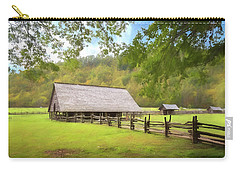 Smoky Mountain Barn Carry-all Pouch