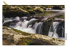 Smoky Mountain Cascade Carry-all Pouch