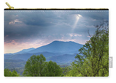 Smoky Mountain Light Carry-all Pouch