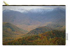 Smoky Mountain Mist Carry-all Pouch
