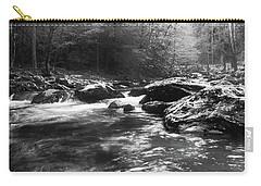 Smoky Mountain River Carry-all Pouch