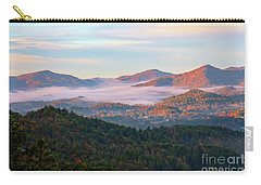 Smoky Mountain Valley Fog Carry-all Pouch