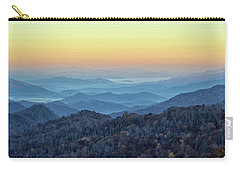 Smoky Mountains Carry-all Pouch by Nancy Landry