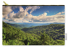 Smoky Mountains Panorama Carry-all Pouch