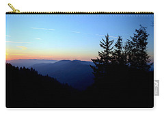 Smoky Sunrise Carry-all Pouch
