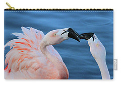 Smooches  Carry-all Pouch by Shoal Hollingsworth