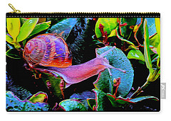 Snail 12 Carry-all Pouch