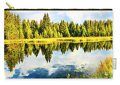 Snake River Grand Teton National Park Carry-all Pouch