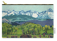 Sneffels Range Spring Carry-all Pouch