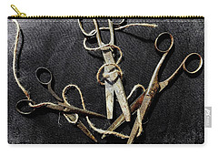 Snip Snip Carry-all Pouch