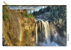 Snoqualmie Falls, Washington Carry-all Pouch