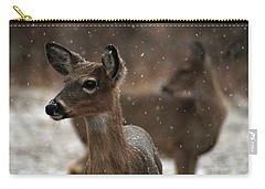 Snow Again Carry-all Pouch