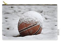 Snow Ball Carry-all Pouch by Al Powell Photography USA