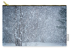Snow Blind Carry-all Pouch