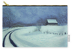 Snow Bound Carry-all Pouch