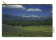 Snow Capped Mountains 3 Carry-all Pouch